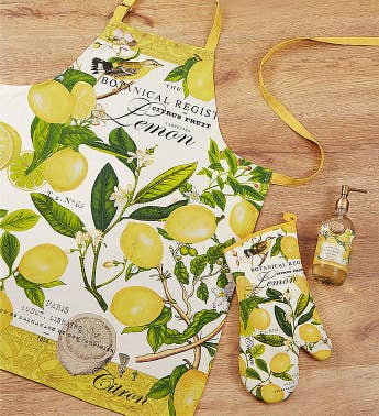 Michel Design Works® Lemon Basil Kitchen Bundle