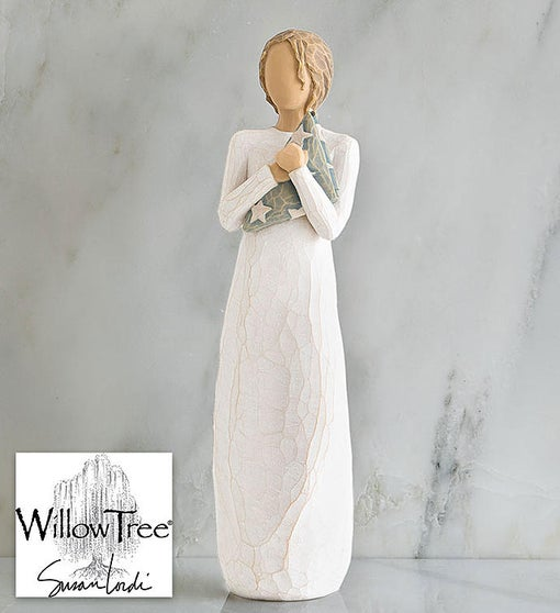 Willow Tree® Hero Keepsake For Sympathy