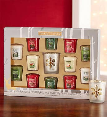 Yankee Candle Holiday Gift Sampler