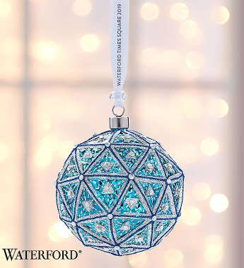 Waterford 2019 Times Square  Ornament