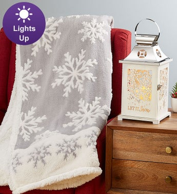 Let it Snow Snuggle Set