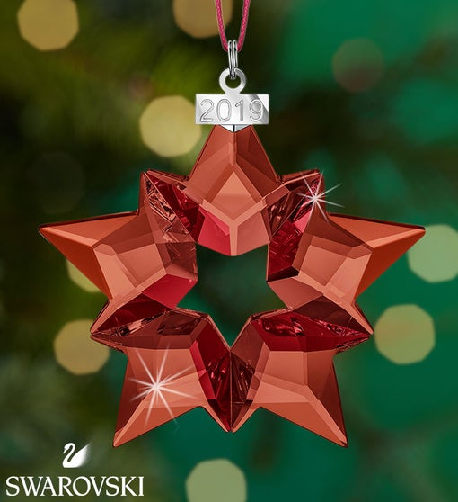 Swarovski® 2019 Holiday Ornament