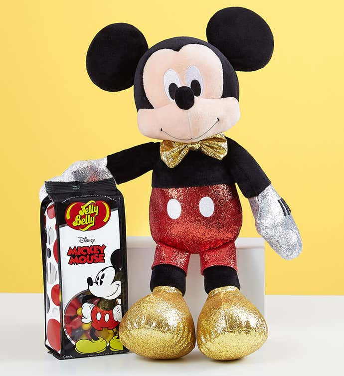 TY® Sparkle Mickey and Jelly Belly Bean Machine Gift Set