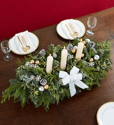 Extravagant Holiday Centerpiece- 34