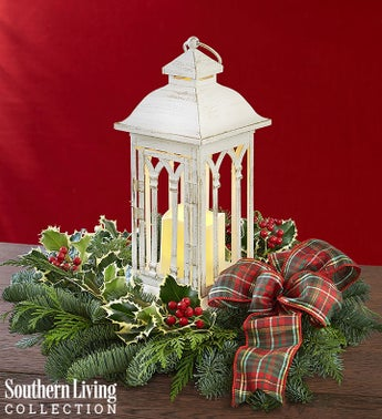 Lantern Centerpiece By Southern Living®