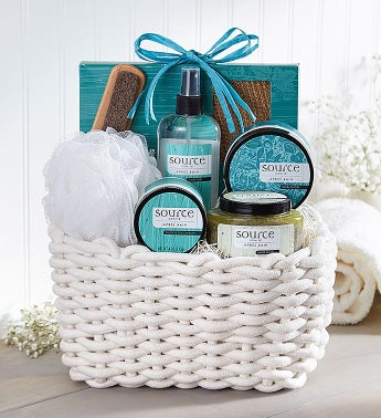 Peaceful Escape Spa Basket