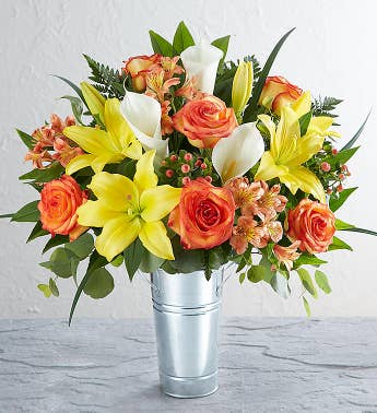 Send lily bouquets lilies delivery 1800flowers sabrina mightylinksfo