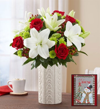 Holiday Delight Bouquet