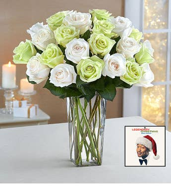 John Legend Holiday Album  Winter Wonder Roses