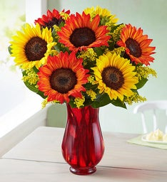 Happy Days Sunflower Bouquet