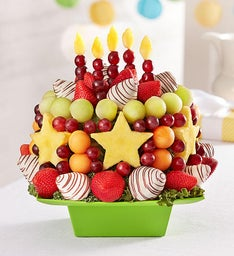 Birthday Fruit Arrangements