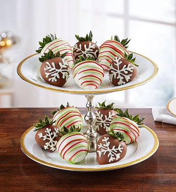 Berrylicious® Chocolate Covered Strawberries Gift Club
