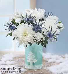 Winter Frost Bouquet by Southern Living™