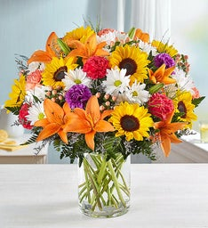Sunshine Blooms Bouquet