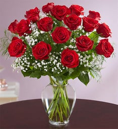 Rose Elegance™ Premium Long Stem Red Roses