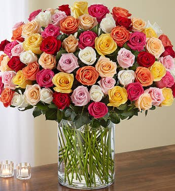 Red Roses Red Rose Bouquets Amp Delivery 1800flowers Com