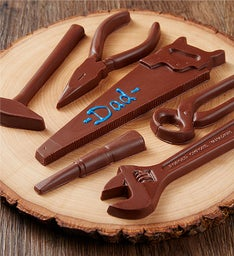 Chocolate Tool Set for Dad