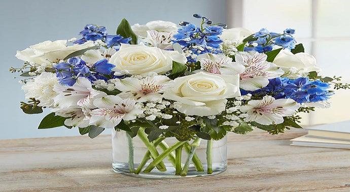 Wedding Bouquet Quotes: Mixed Flower Bouquets