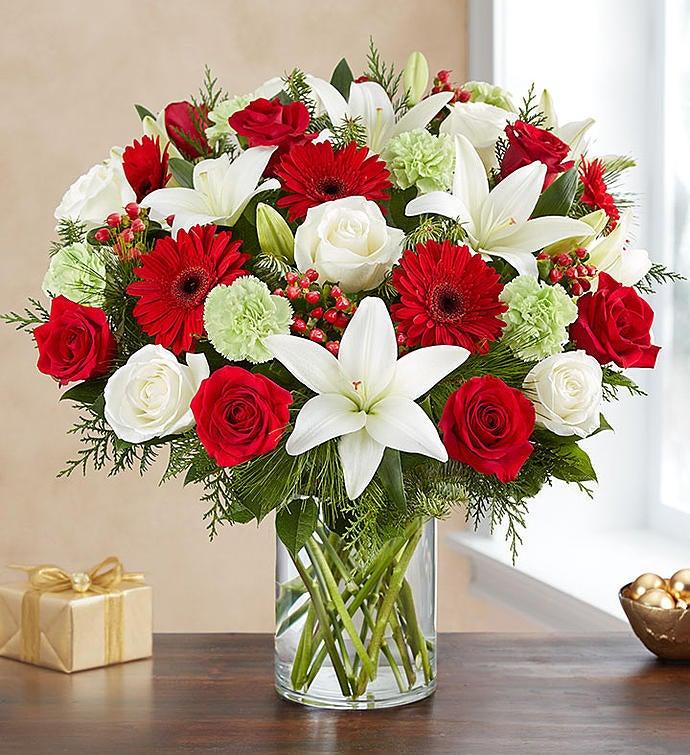 Flower Arrangements El Paso: Garden Of Grandeur™ Holiday