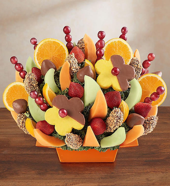 Abundant Fruit & Chocolate Tray