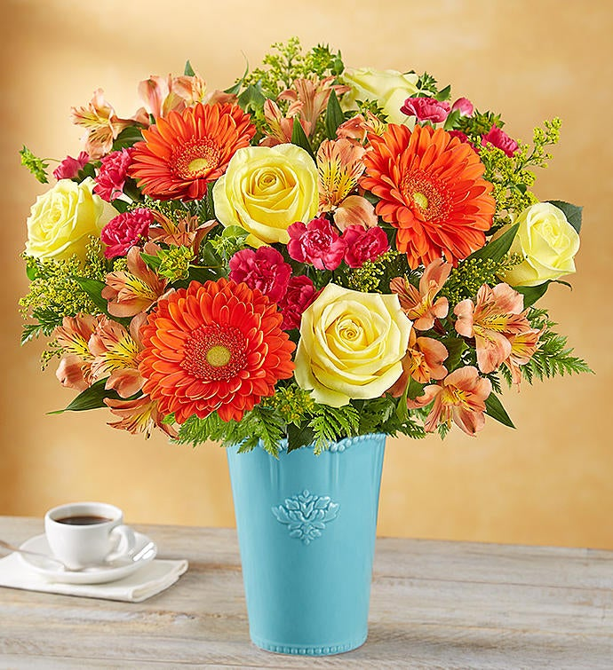 Tuscan Sunrise Bouquet