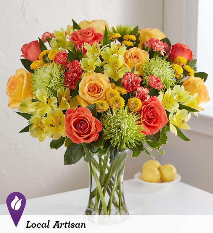 Citrus Sunshine Bouquet (Large)
