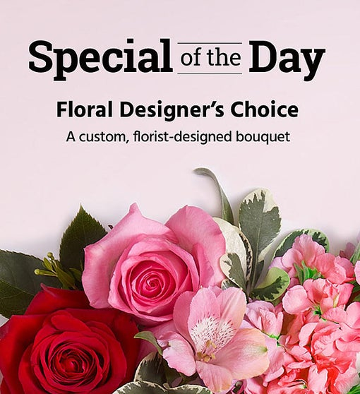 Floral Designer's Choice Bouquet