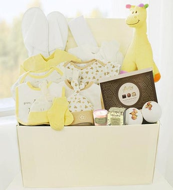 Mother  Baby Basket