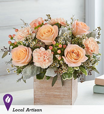 Perfectly Peach™ Bouquet