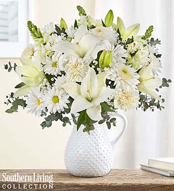 Flower Song™ Bouquet by Southern Living®