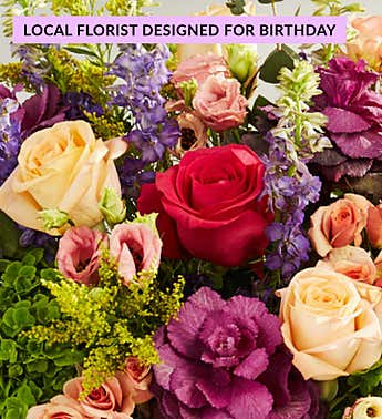 One of a Kind Bouquet | Birthday