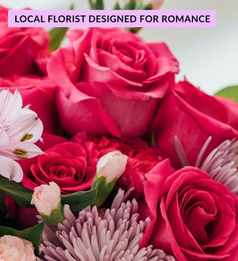 Personalized Romantic Bouquet
