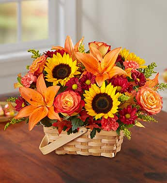 Fields Of Europe® For Fall Basket