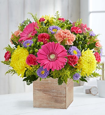 Vibrant Jewel™ Bouquet