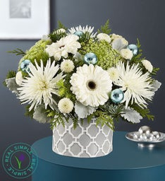 Winter Frost™ Bouquet By Real Simple®