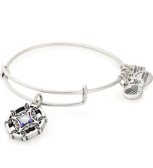 Alex & Ani  Wings of Change Bangle