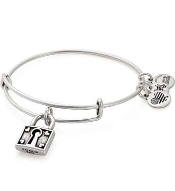Alex & Ani Unbreakable Love Bangle