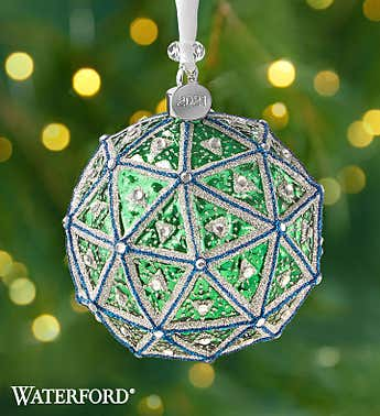 Waterford ® Times Square Ornament