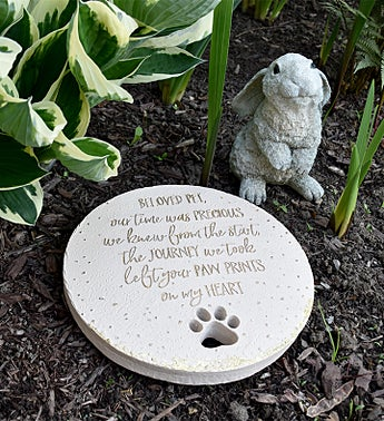 Beloved Pet Garden Stone-10""