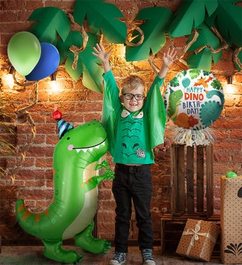 Dino Balloon Party Kit