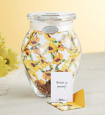 Kind Notes ® Sunflower for Positive Thoughts