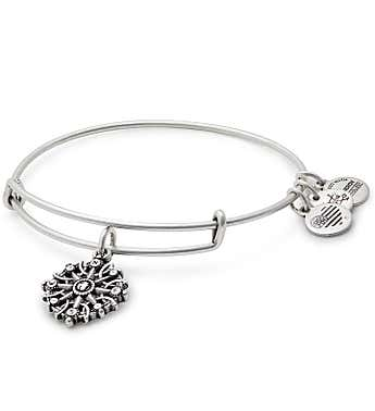 Alex & Ani Compass Bangle