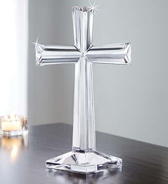 Waterford® Crystal Cross
