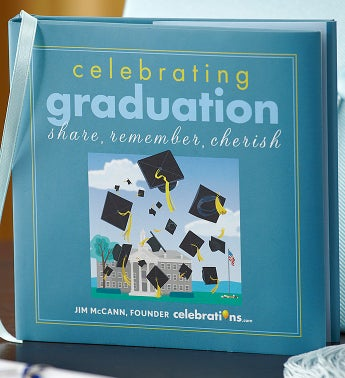 Celebrating Graduation Book
