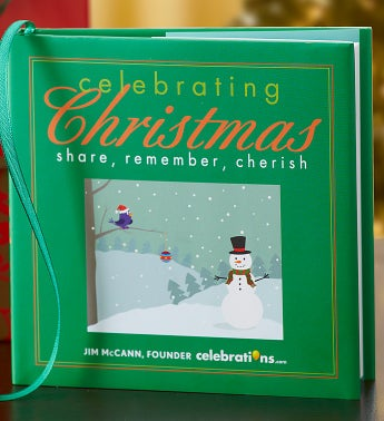 Celebrating Christmas Book