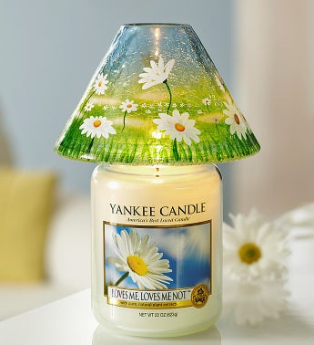 Yankee Candle® Daisy Candle Gift Set
