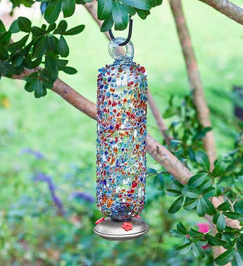 Filigree Hummingbird Feeder