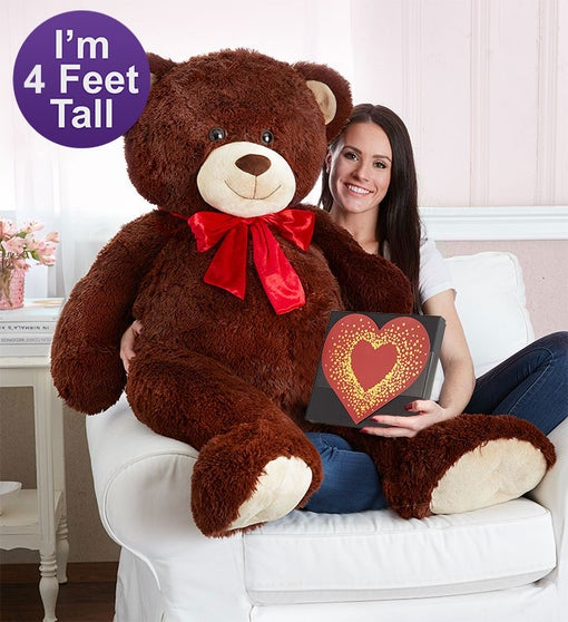 Lotsa Love® Handsome Henry® Giant Bear
