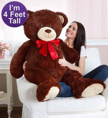 Lotsa Love® Handsome Henry™ Giant Bear