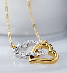 Swarovski® Love Heart Necklace